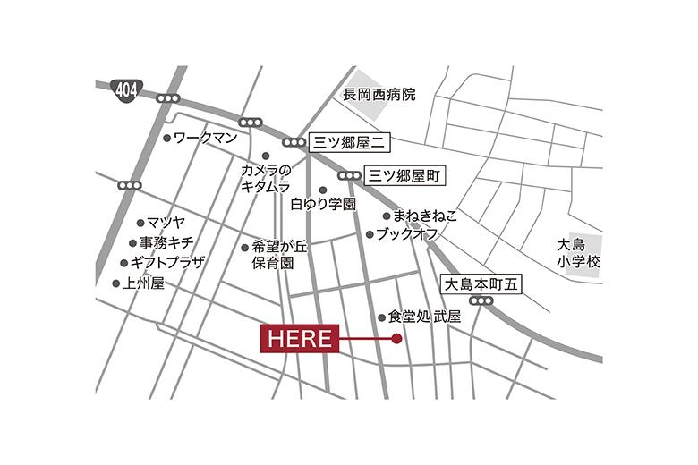 【5/15~公開】長岡市三ツ郷屋モデルハウス|中庭のタイルテラスを眺めるこだわり住宅